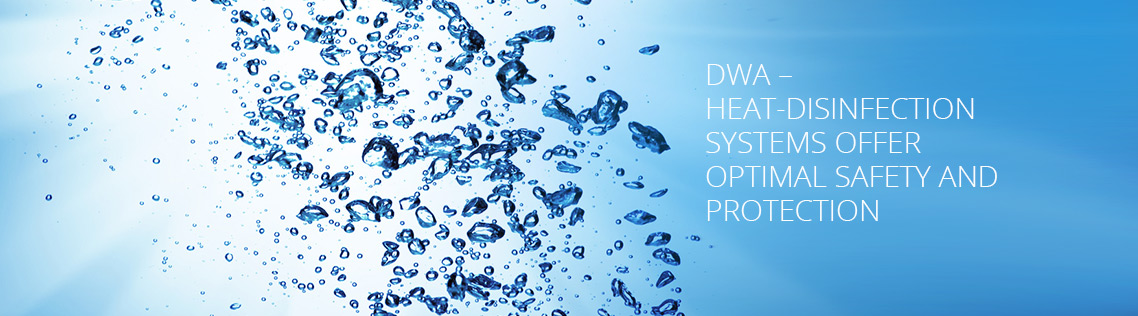 Header image heat disinfection systems