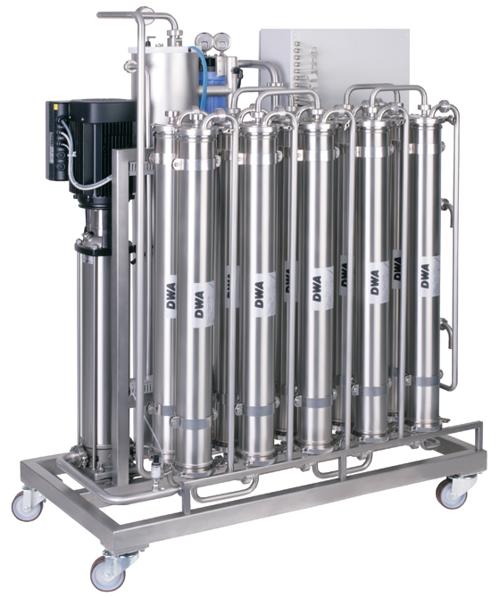 Reverse Osmosis System modula S TP close-up 4