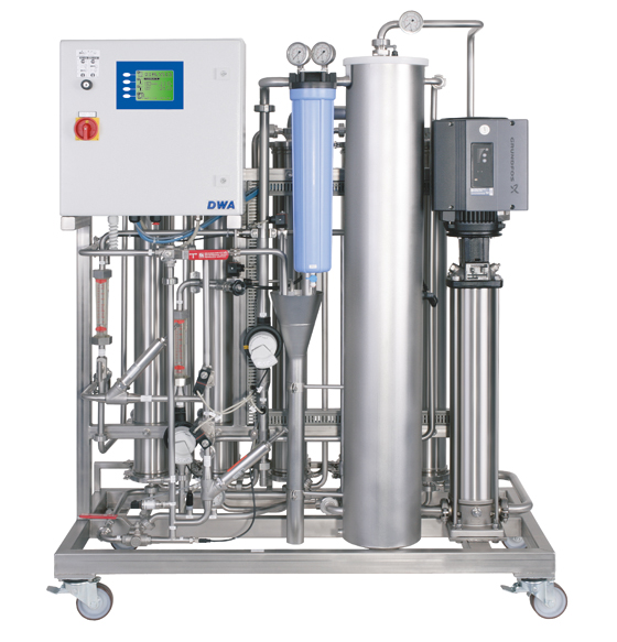 Reverse Osmosis System modula S TP close-up