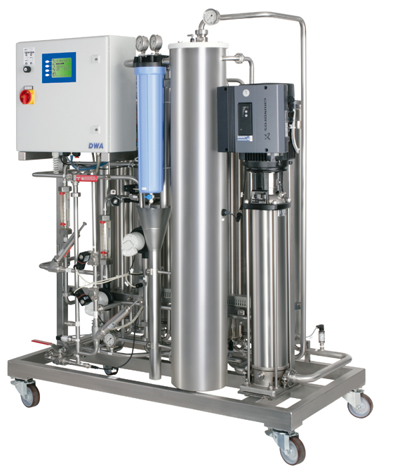 Reverse Osmosis System modula S TP