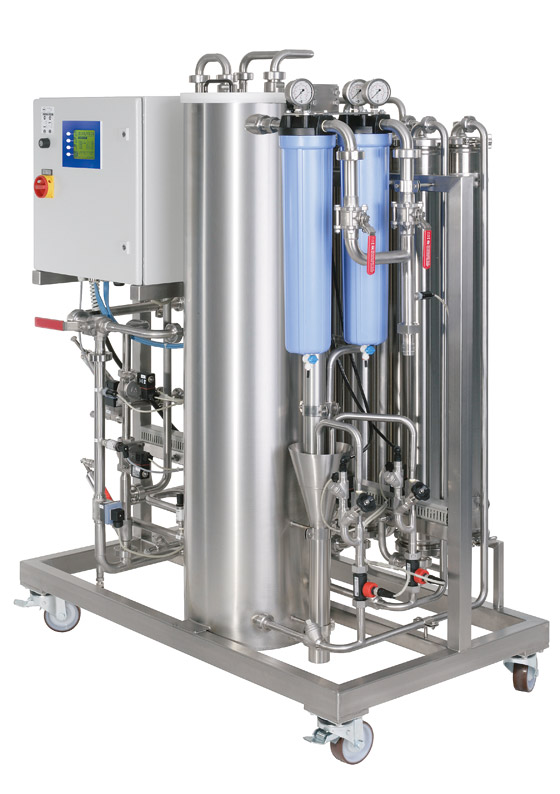 Reverse Osmosis System modula S XL close-up 2