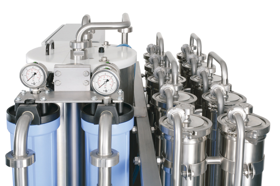 Reverse Osmosis System modula S XL close-up 3