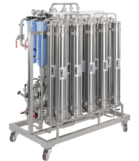 Reverse Osmosis System modula S XL close-up 4