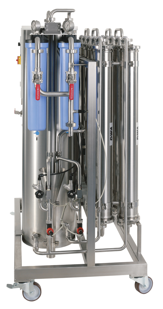 Reverse Osmosis System modula S XL close-up